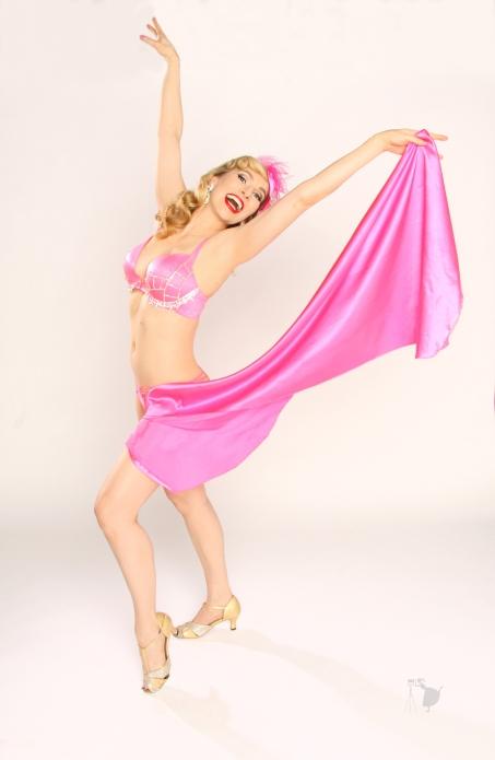GraceGotham - LLL Fabric Arm Up