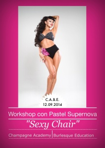 Workshop con Pastel Supernova