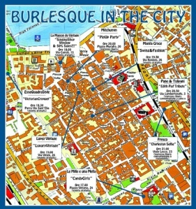 Burlesque in the City